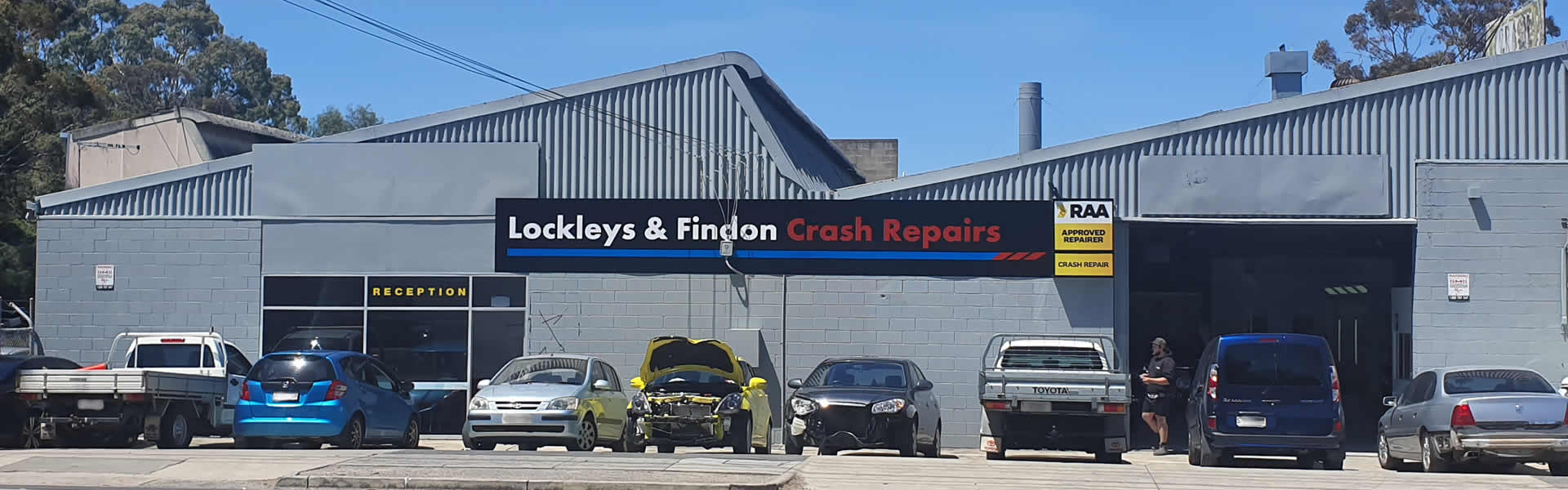 Lockleys-Findon Crash Repairs